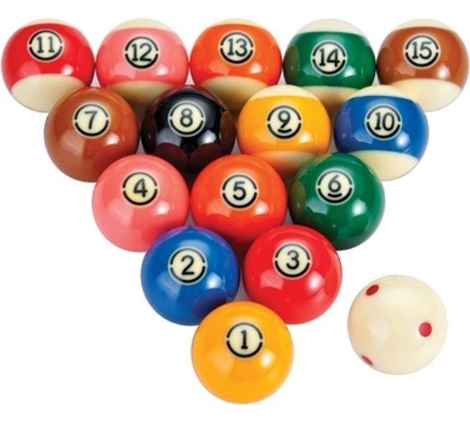 Super Aramith Pro Cup Tv Tournament Pool Ball Set Ships