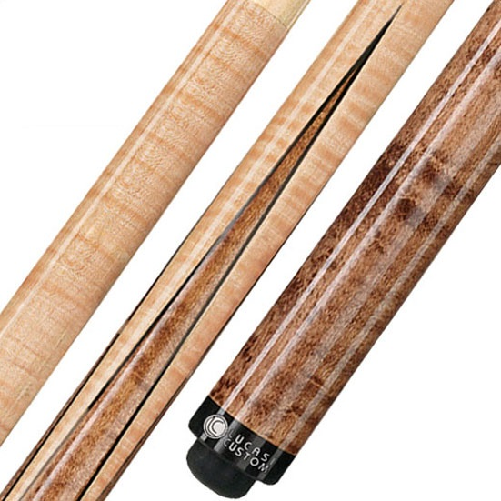 Lucasi Lz2000sp Sneaky Pete Pool Cue Stick Zero Flex