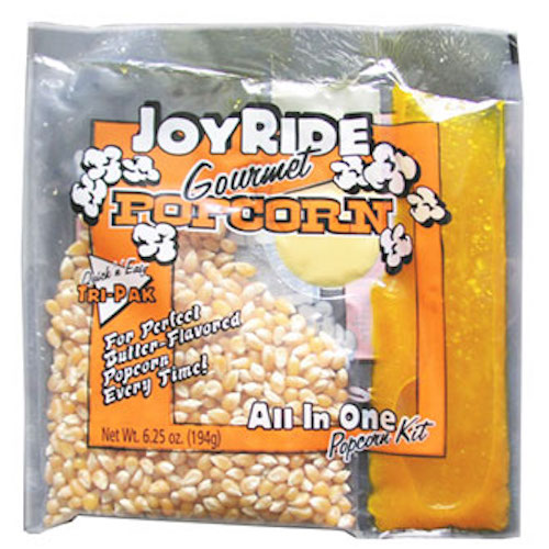 Harley-Davidson Joyride Gourmet Popcorn 24 x 625 oz Tri-Paks SPR-76