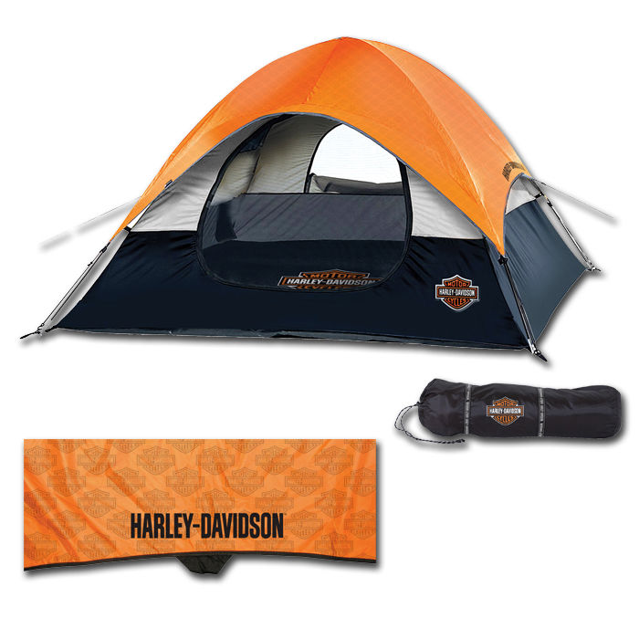 Harley-Davidson Road Ready Tent HDL-10011A