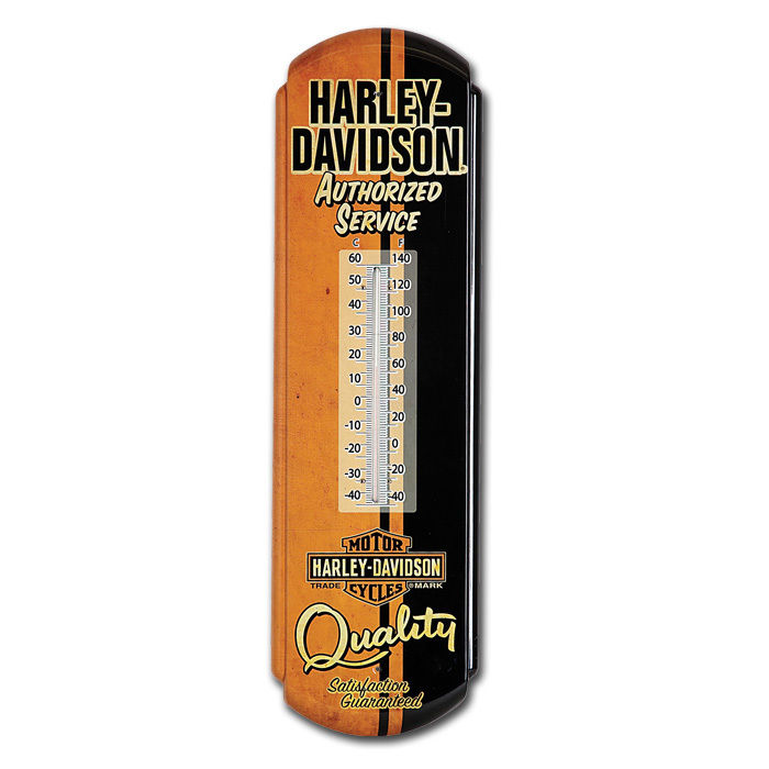 Harley-Davidson Authorized Service Thermometer HDL-10093