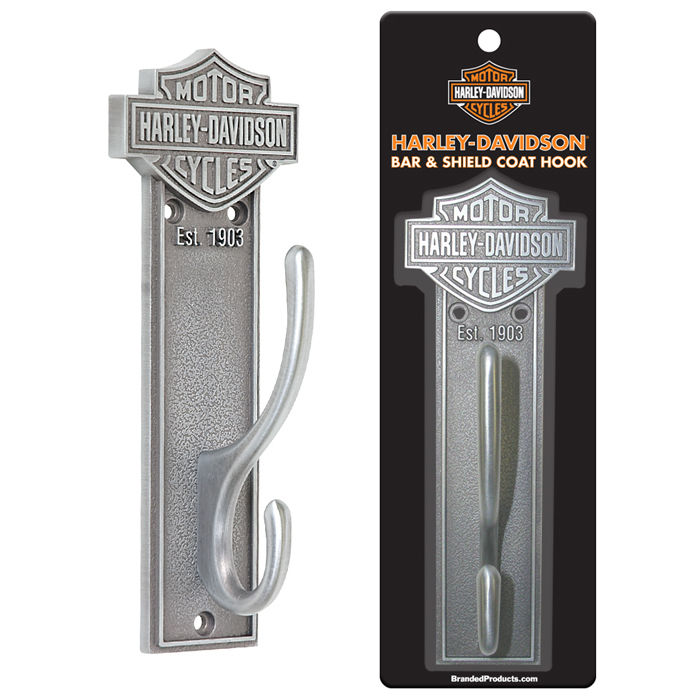 Harley-Davidson Bar & Shield Coat Hook HDL-10137