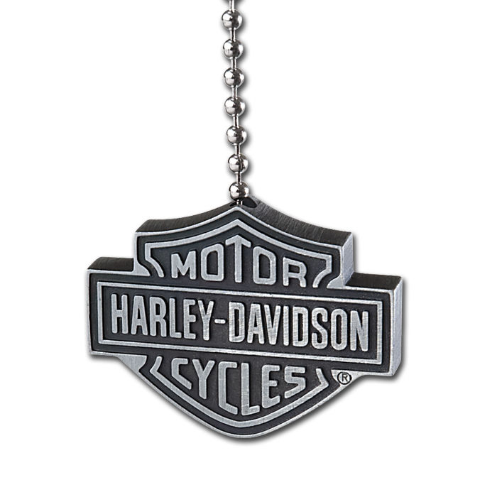 Harley-Davidson Bar & Shield Pull Chain HDL-10141