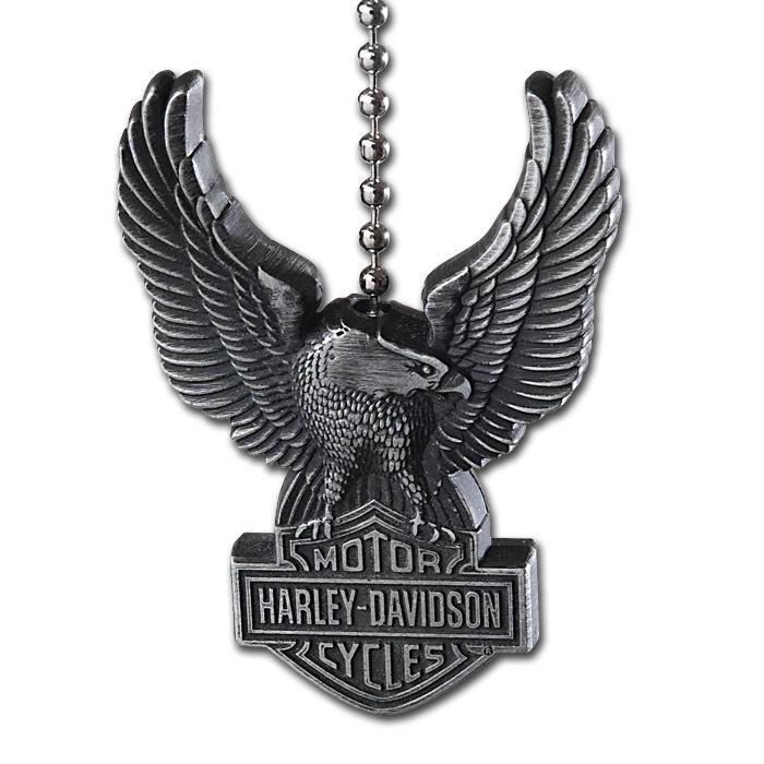Harley-Davidson Eagle Pull Chain HDL-10142