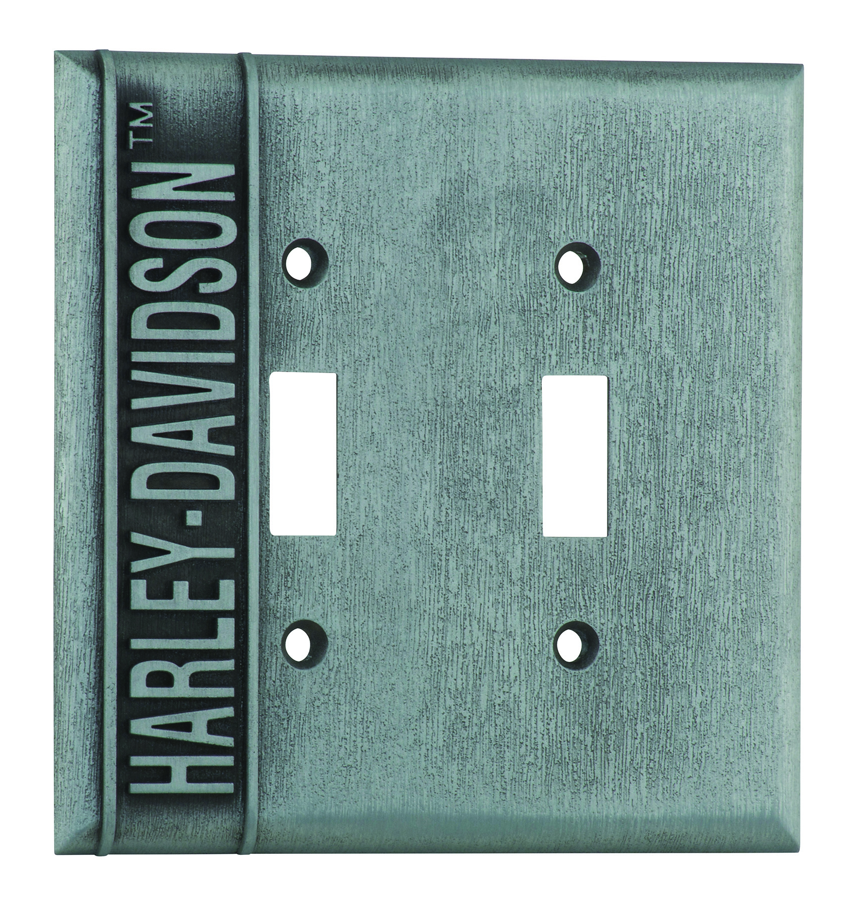 Harley-Davidson Switch Plate Double HDL-10170