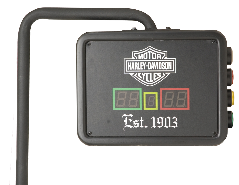 Harley-Davidson Shuffleboard Scoring Box HDL-13700-S