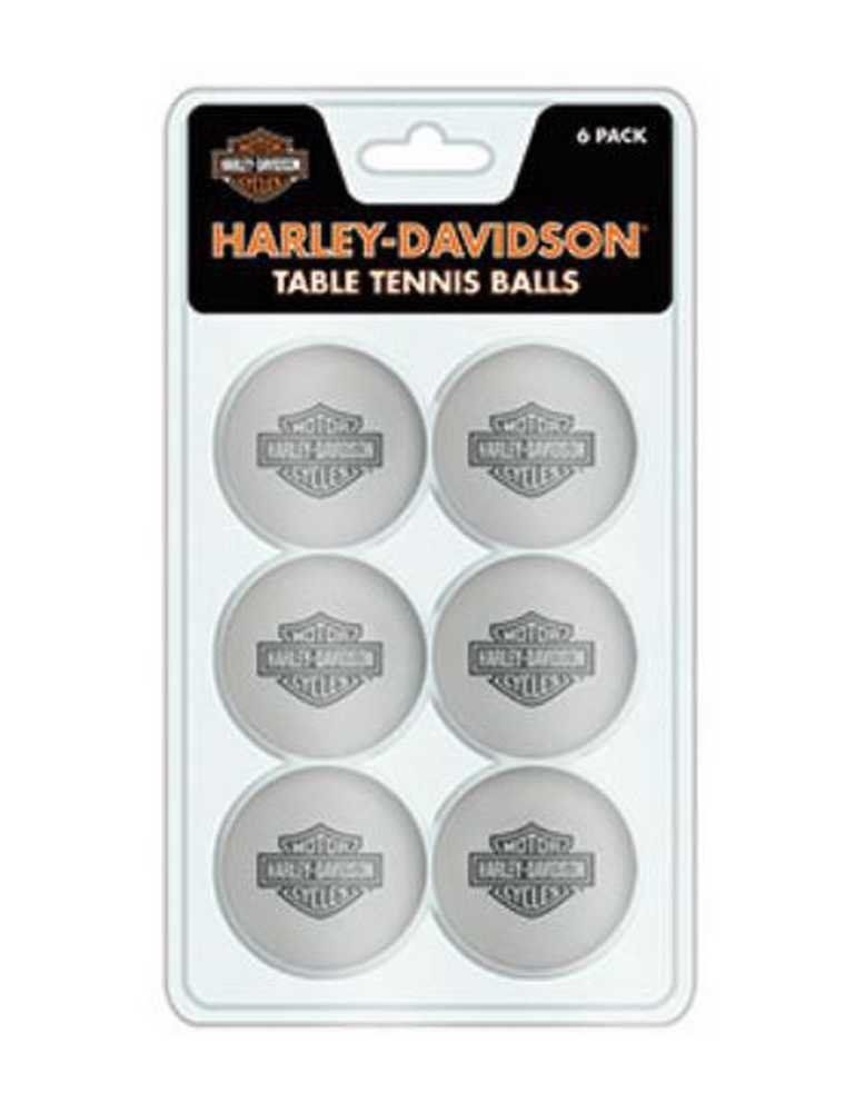 Harley-Davidson Table Tennis Ball Set HDL-13705