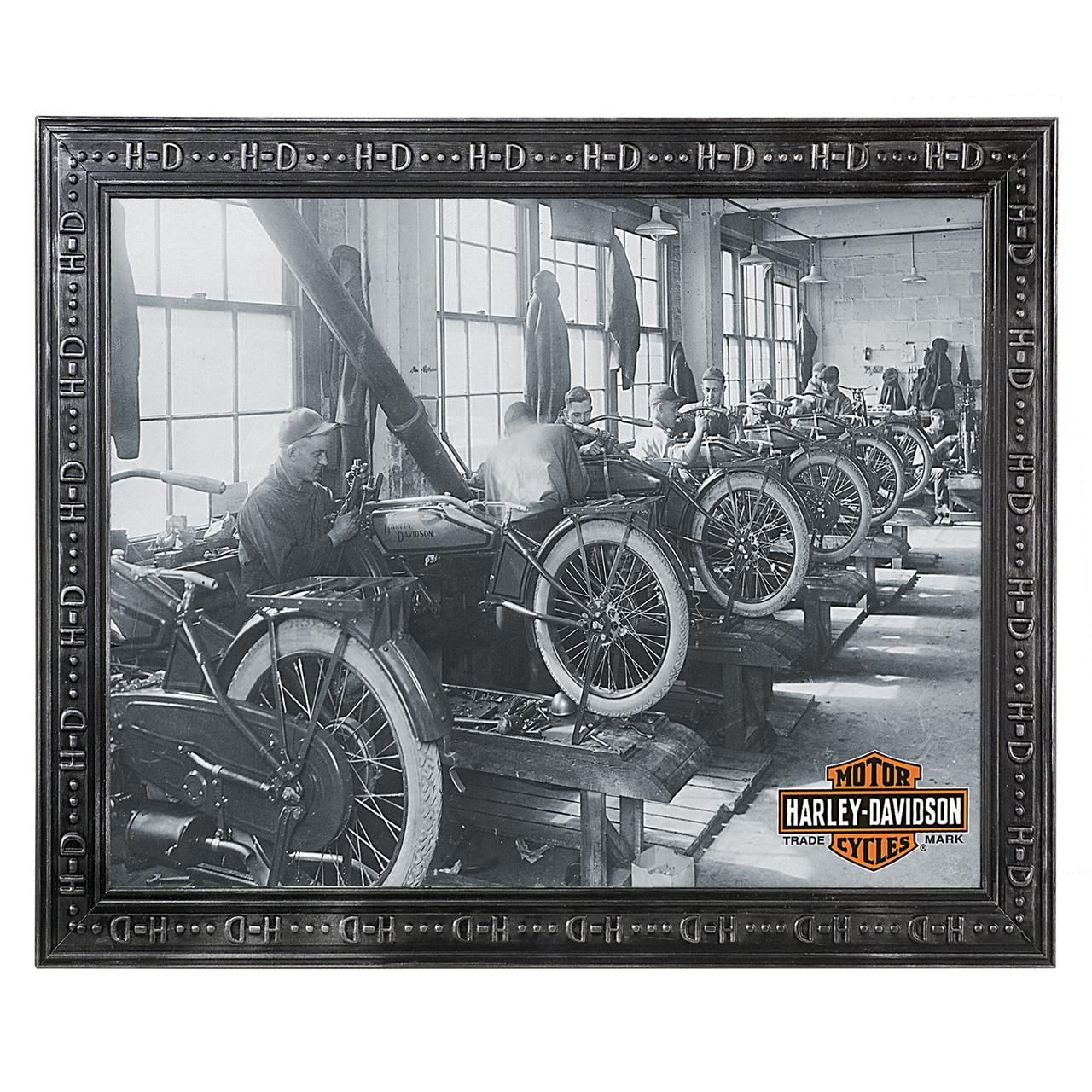 Harley-Davidson Factory Mirror HDL-15214