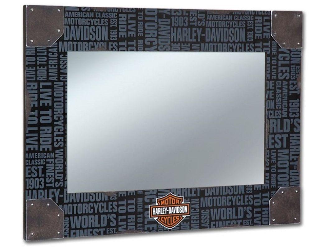 Harley-Davidson Repeat Logo Mirror HDL-15221