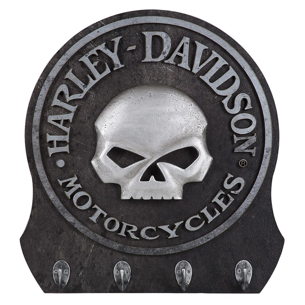Harley-Davidson Skull Key Rack HDL-15313