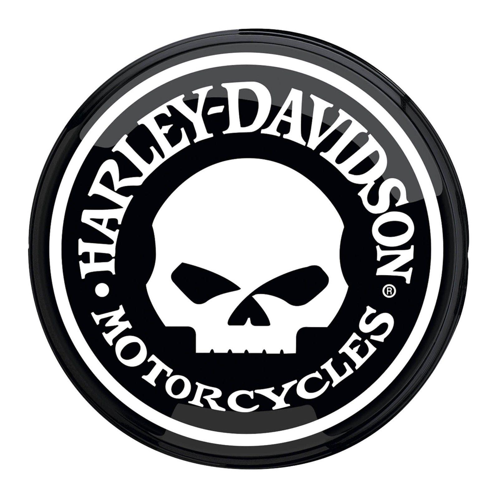 Harley-Davidson Skull Pub Light HDL-15624