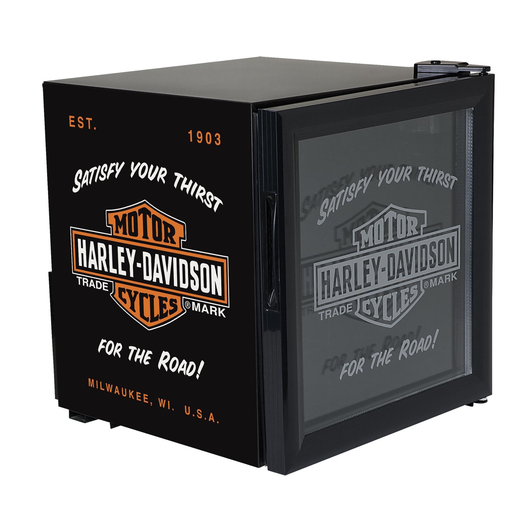Harley-Davidson Nostalgic B&S Beverage Chiller HDL-17006