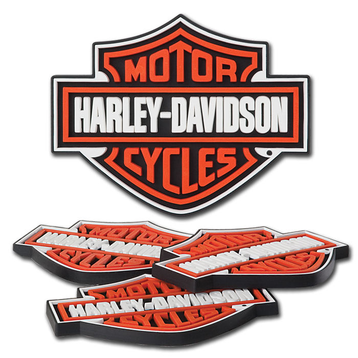 Harley-Davidson Bar & Shield Coaster Set HDL-18515