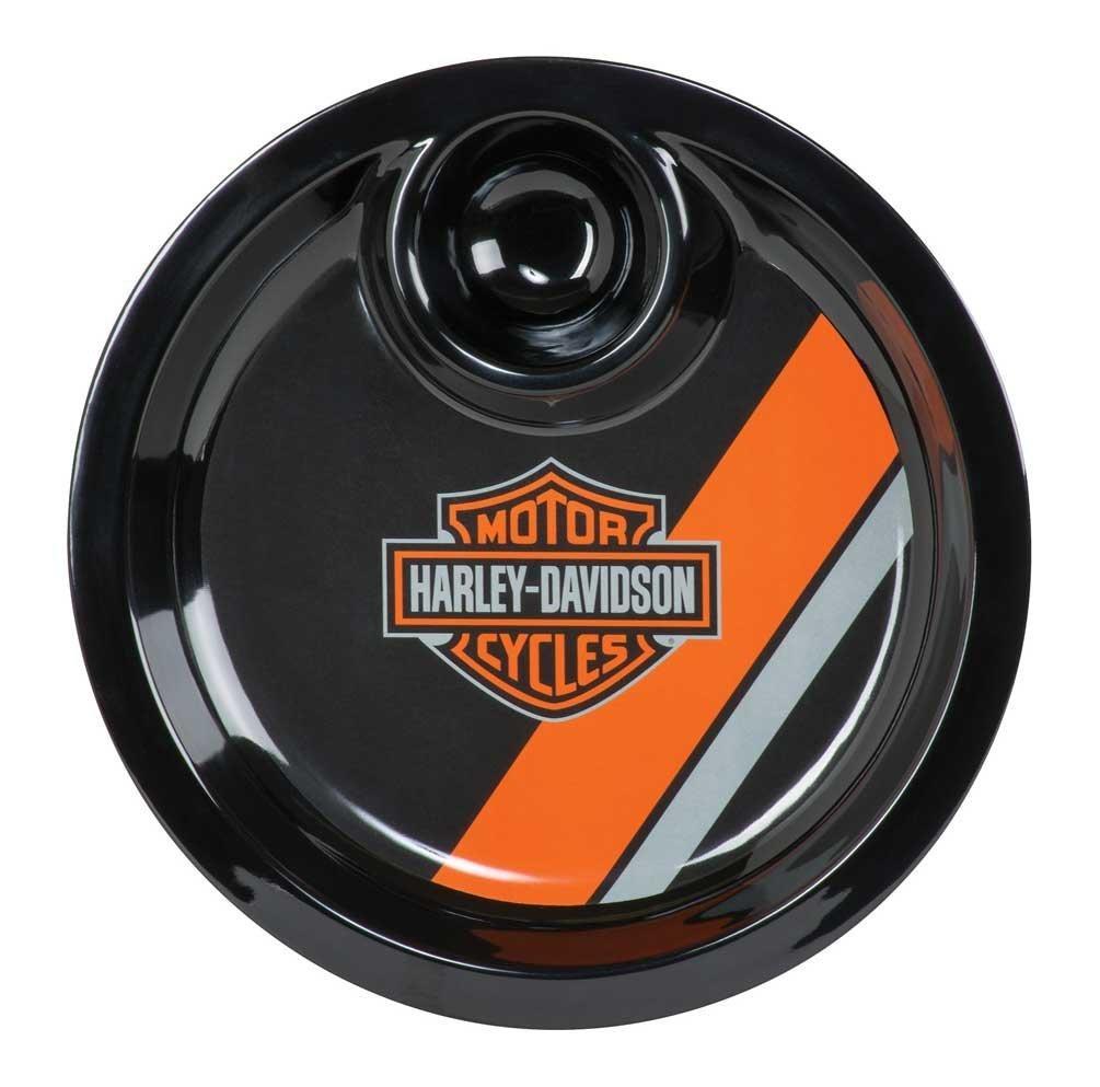 Harley-Davidson B&S Chip & Dip Tray HDL-18562