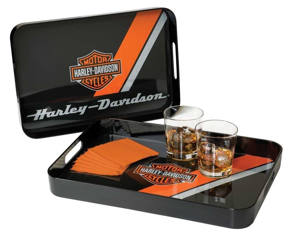 Harley-Davidson B&S Tray Set HDL-18563