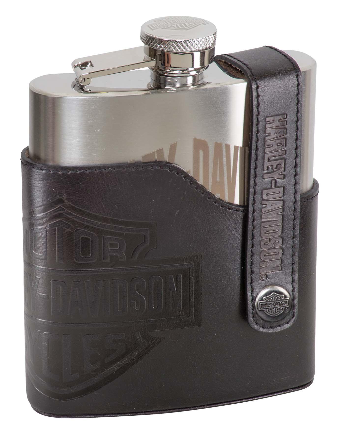 Harley-Davidson B&S Flask HDL-18572