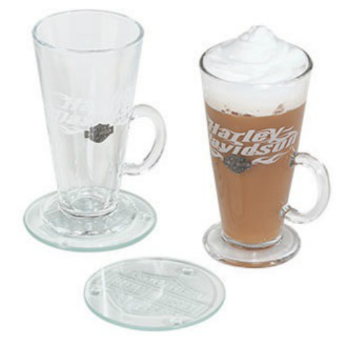Harley-Davidson Irish Coffee Mug Set HDL-18760